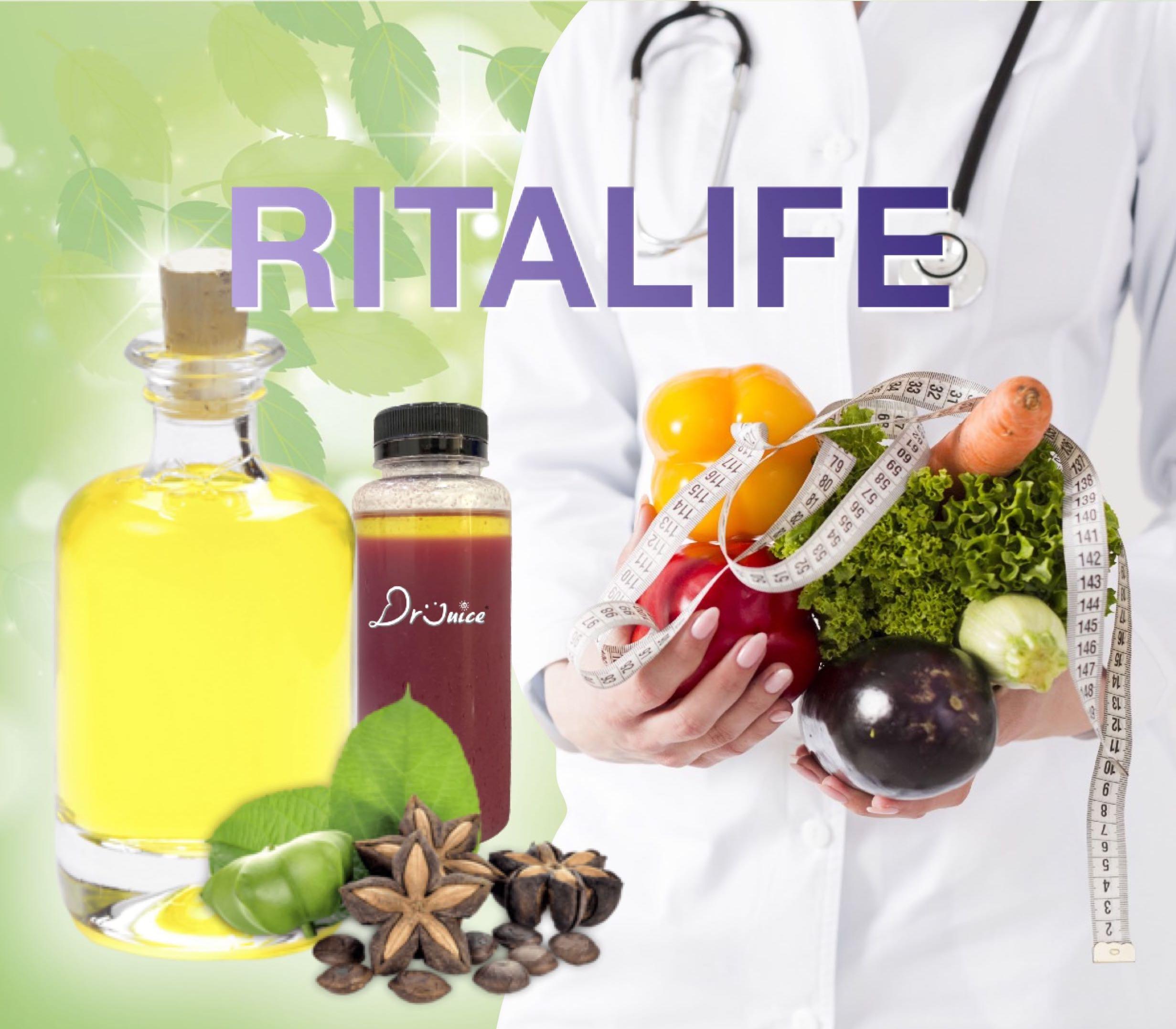 RITALIFE Healthcare Program – Rejuvenate・Longevity・Healthcare